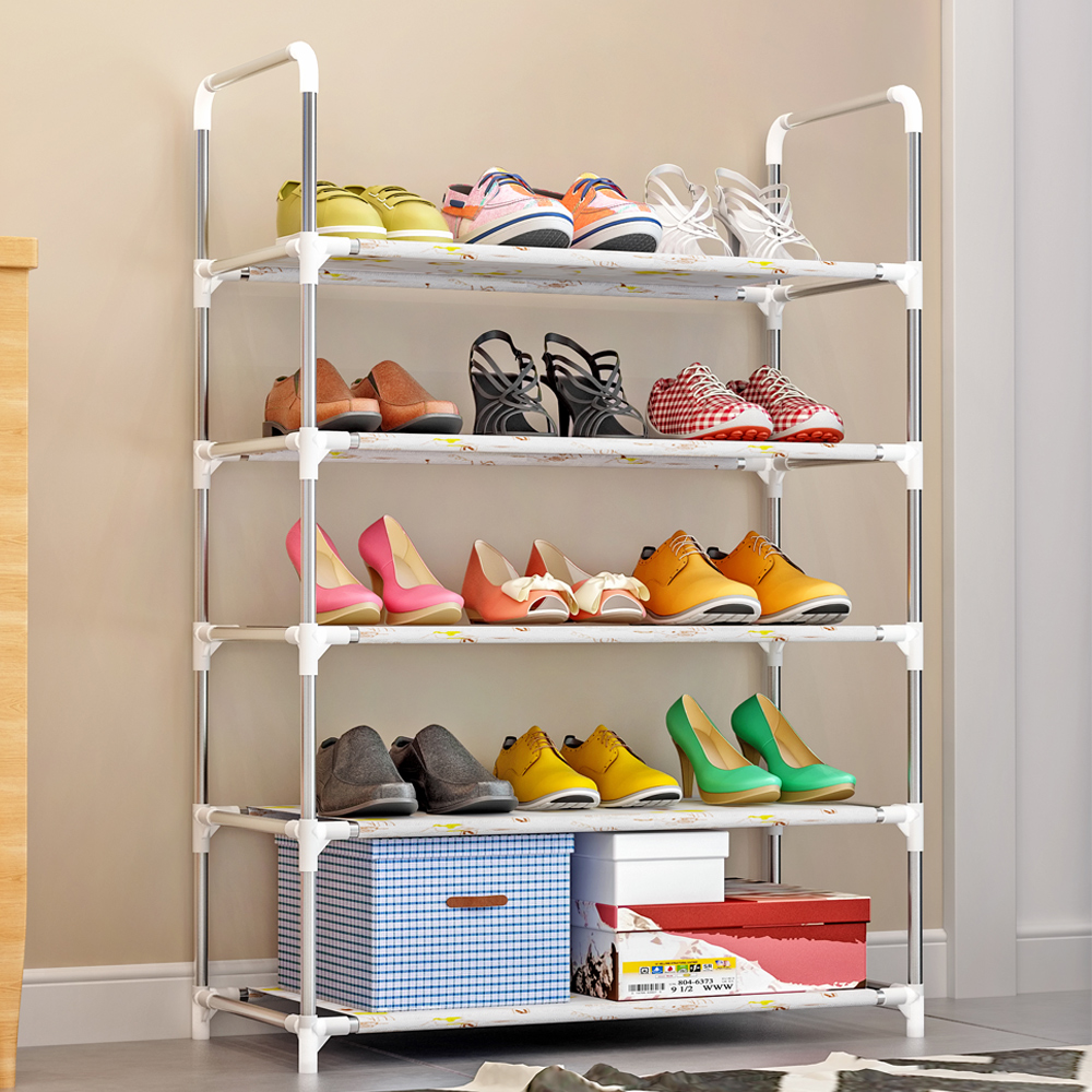 Up To 6-Tier Shoe Racks 12