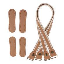 2 шт кожаная сумка с ручками спилок искусственная кожа + ткань