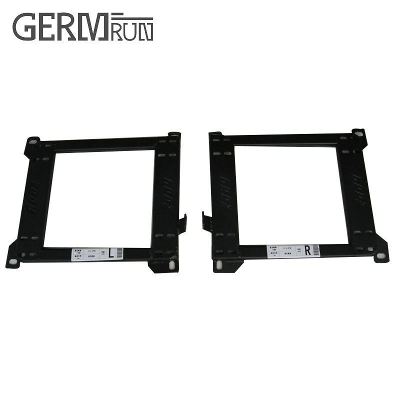 A Pair L&R For Hyundai Coupe Racing Seats FOR 2008+ HYUNDAI GENESIS COUPE DRIVER SIDE RACING SEAT Racing Sports Seats Brackets