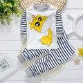 Pijamas de los niños los niños de algodón Peinado ropa interior pijamas para niños pijamas niños pijama infantil kids niños de los pijamas de las muchachas 20 #