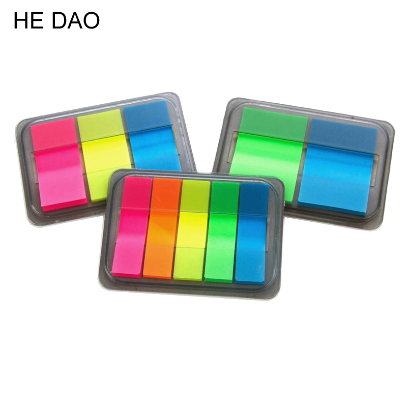 Diy New Cute Kawaii Colored Memo Pad Lovely Sticky Paper Note School Office Supplies Korean Stationery Free Shipping
