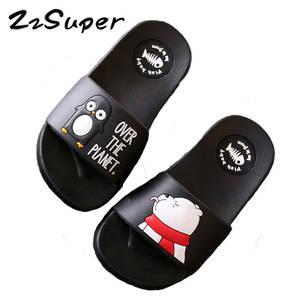 01c681077cb ZzSuper Summer Baby Boys Flip Flops Beach Slippers Girls