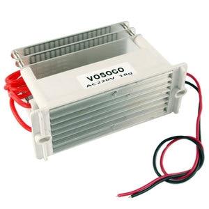 Image 5 - 18 g/h מחולל אוזון נייד 110V 220V Ozonizer אוויר מים מטהר מעקר טיפול אוזון כדי פורמלדהיד הדחה