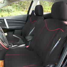Универсальные чехлы на автомобильные сиденья накидки передние