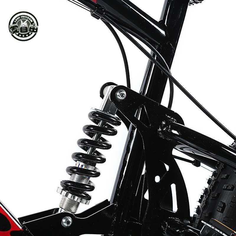 Love Freedom высококачественный велосипед 21 скорость 26*4,0 Fat Bike передние и задние амортизаторы двойные дисковые велосипеды с тормозом Бесплатная доставка