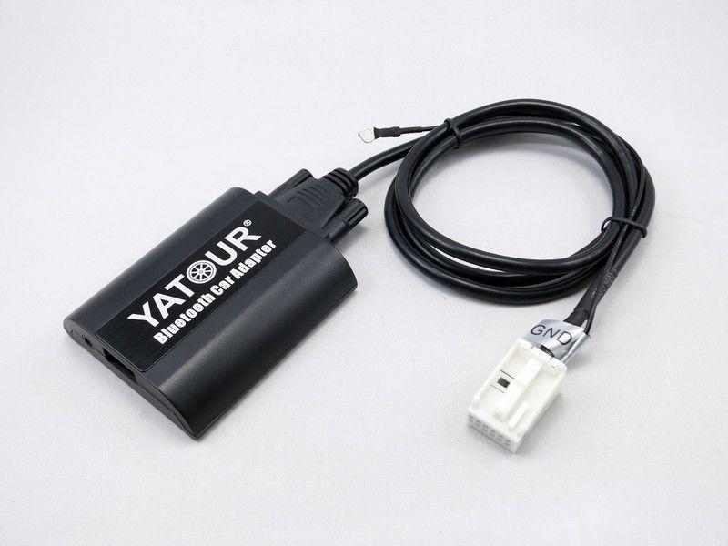 Yatour BTA Bluetooth mains libres appel téléphone intelligent A2DP kits de voiture pour Vw Delta 6 Delta 7 Premium 6 R100/110 RCD100 210 300 510 MFD2