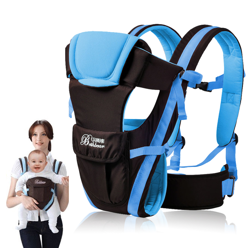 4colors Seasons Breathable Baby Carriage Suspenders 4 Styles Backpack Baby Sling Multifunctional Baby Carrier Baby Care Product In Backpacks
