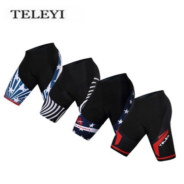 ad2150520 TELEYI Cycling Shorts Team Cycling clothing bike bicycle Cycling short  sleeve Cycling Shorts wear S-4XL