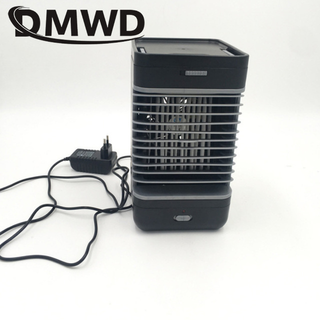 Dmwd Mini Conditioner Cooling Fan Air Portable Ventilation Conditioning Er Fans Home Office