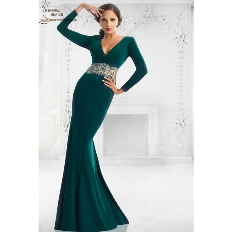 Popular Emerald Green Formal Dress-Buy Cheap Emerald Green Formal...