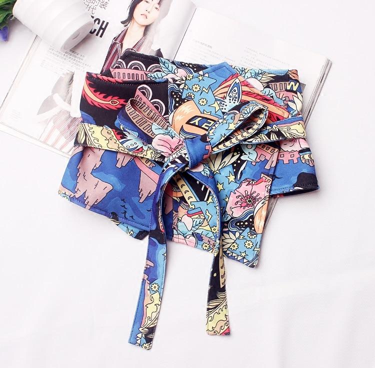 2019 Chinese Style Women Streetwear Kimono Belt Kung Fu Man Linen  Female Kimono Belt