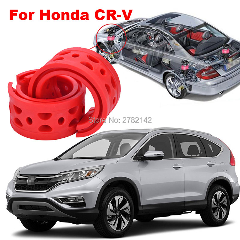 High-quality Front /Rear Car Auto Shock Absorber Spring Bumper Power Cushion Buffer For Honda CR-V  high quality front rear car auto shock absorber spring bumper power cushion buffer for volvo xc70
