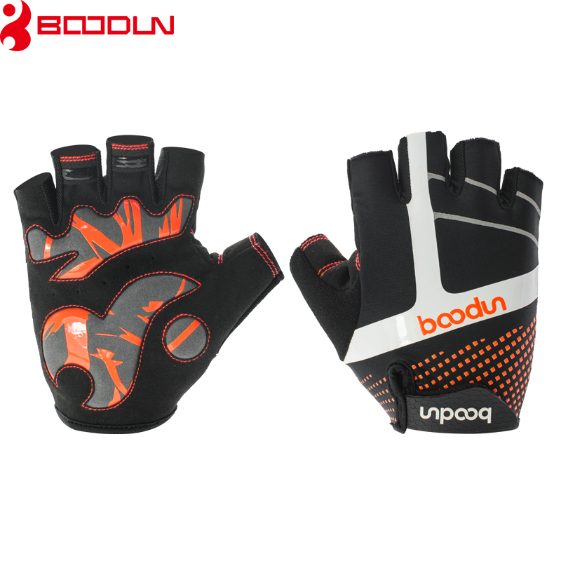 Boodun Women Sports Gloves Men Gym Exercise Power Training Body Building Workout Dumbbell Weight Lifting Fitness Gloves