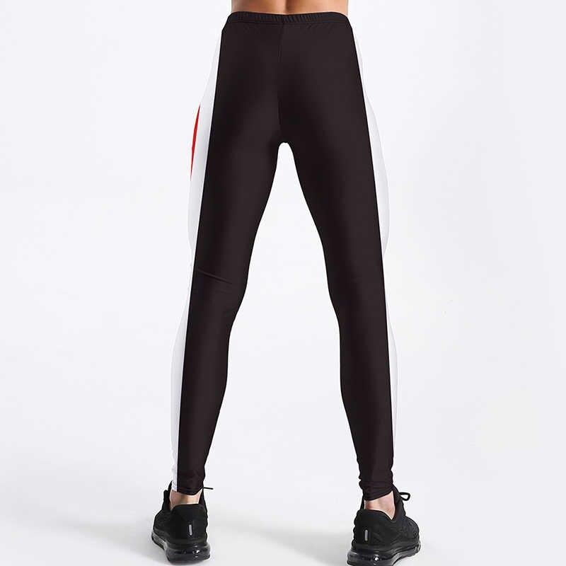 5fa34c25bcfd92 ... Women Power Stretch Plus Size High Waist Yoga Pants Running Tights High  Waist Ultra Soft Lightweight ...