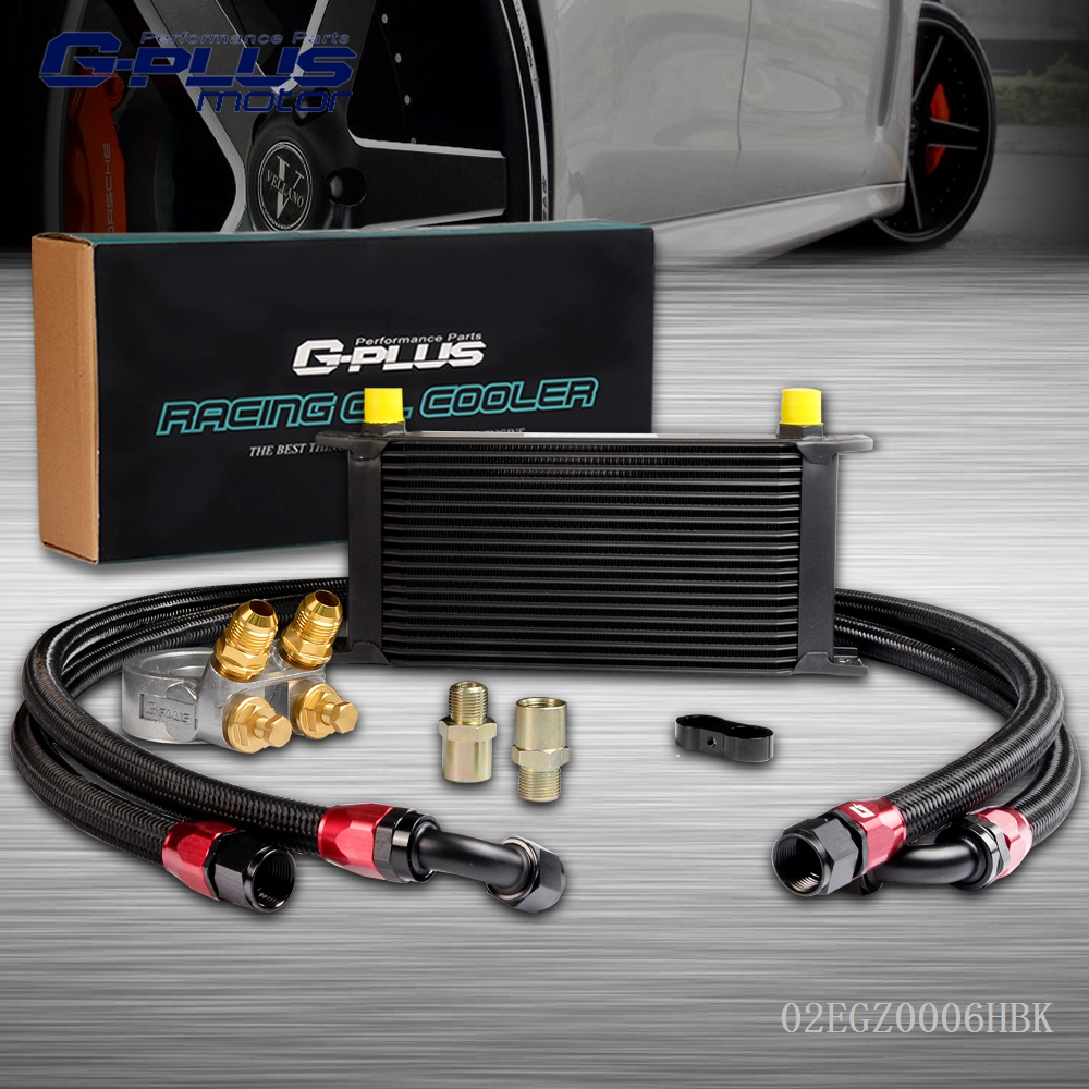 19 ROW Thermostat Adaptor Engine Racing Oil Cooler Kit For CAR/TRUCK видеоигра бука saints row iv re elected