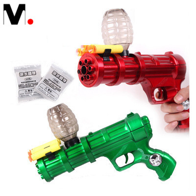 2016 New Toy gun children toys giving 600pcs Soft water Bullets  Series Blasters Refill Clip Darts electric toy gun bullet toy