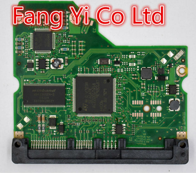 Free shipping HDD PCB for Seagate Logic Board/Board Number: 100530756 REV A/100530699/ST31500341AS/1500GB/7200rpm.11