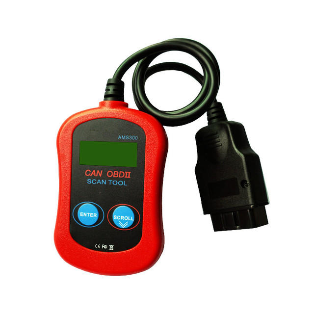 Diagnostic Scan Tool Vehicle Car LCD Display OBDII &CAN BUS Code Reader Support all Protocols OBD Scannar OBD 2 Diagnostic Tool