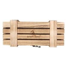 Бобо птица Марка Бамбук Деревянные Солнцезащитные очки для женщин коробка очки Одежда высшего качества и творческий зрелище Чехол как Мода Подарочная коробка oem