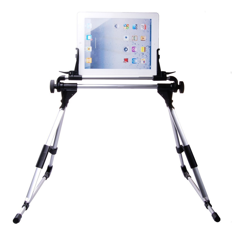 New New Universal Adjustable Portable Bed Frame Tablet Holder Stand for iPad 1 2 3 4 5 air iPhone Samsung Galaxy Tab @88
