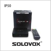 O Envio gratuito de Venda Quente caixa de IPTV Arábica FOXSTAR IP50 caixa de tv Árabe IPTV canais Árabes CAIXA + 12 meses de Assinatura 2000 + canais