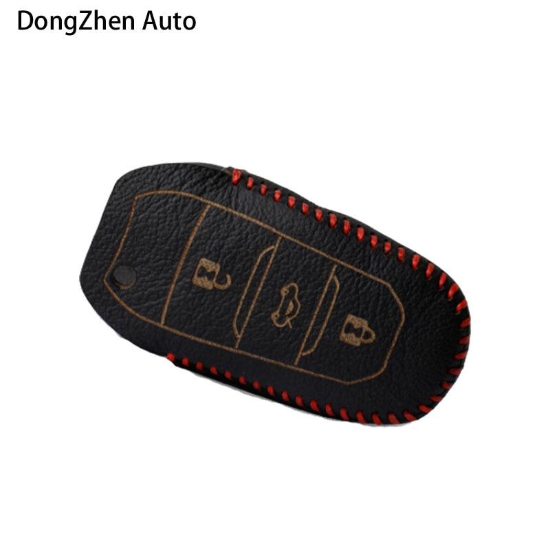 3 butoane pentru autoturisme din piele Protejarea carcasei cu geantă - Accesorii interioare auto