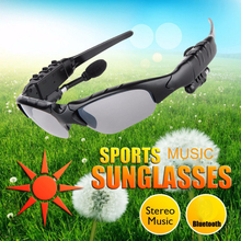 Wearable Devices Smart Bluetooth Sunglasses Sport Wireless Headphone Sun Glasses Driver Eyewear Lens Foldable Riding Mp3 Glasses