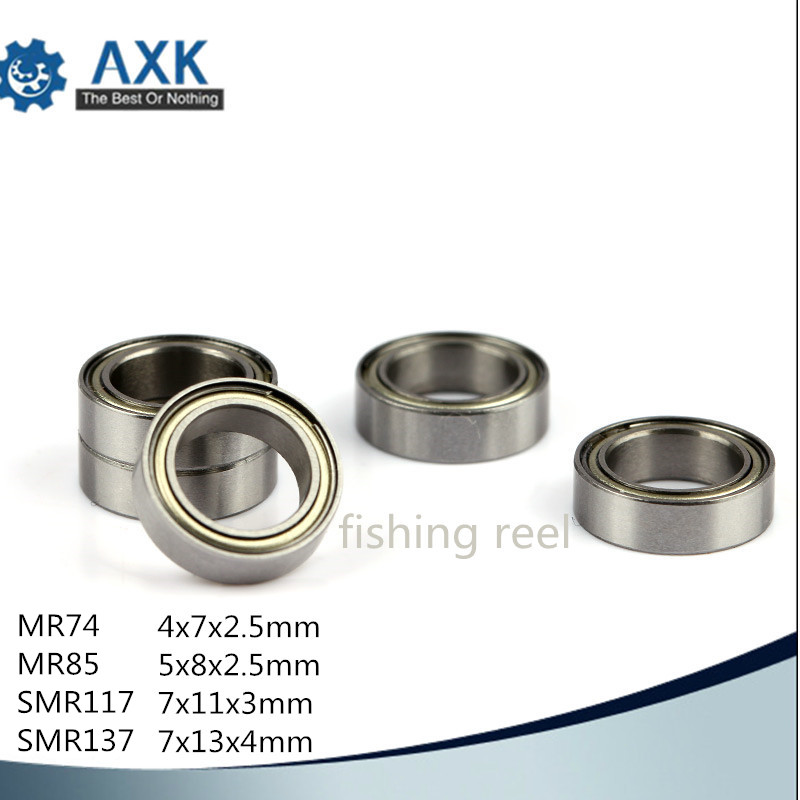 DIY NMB STAINLESS STEEL BALL BEARING(1/10pcs) FOR SHIMANO SIENNA SERIES AND DAIWA SHIMANO FISHING REEL HANDKE KNOB
