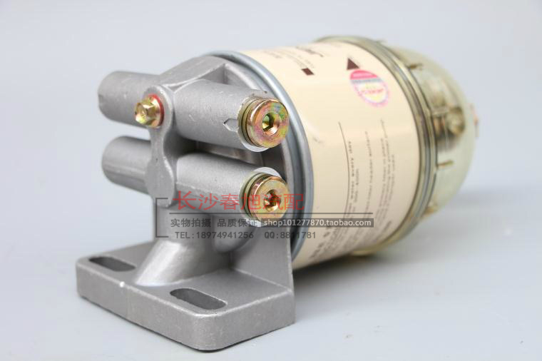 fuel Diesel oil water separator assembly for DX300 automobile engine fuel diesel oil water separator assembly for pl420 pl270