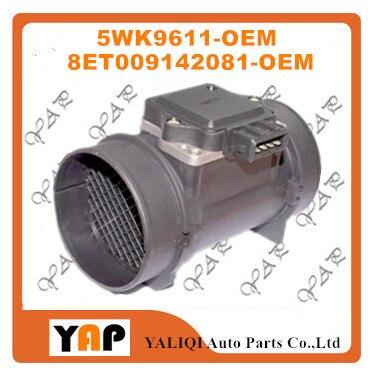 NEW FLOW METER SENSOR FOR FITOPEL Calibra A 2.0i 16V 4x4 1998cc 100KW 136PS 5WK9611 8ET009142 081 8ET009142081 1990 1997|sensor sensor|sensor flow meter|sensor flow - title=