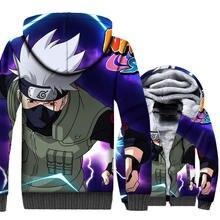 Naruto Kakashi Hatake Men 3D Hoodie