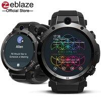 Смарт часы Для мужчин торс 3G GPS SmartWatch Android 5.1 MTK6580 1. 3G Гц 1 ГБ + 16 ГБ наручные Часы Спорт Фитнес трекер Беспроводные устройства
