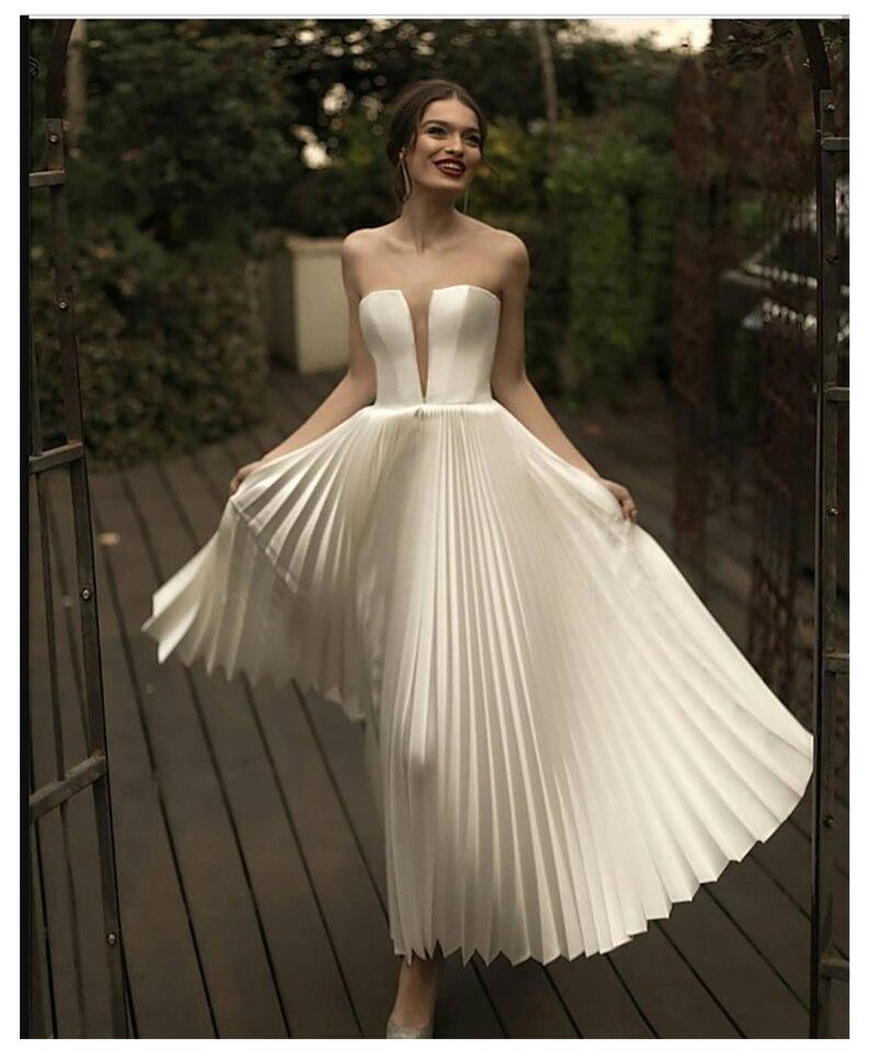 frisado elegante cocktail vestidos