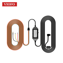 VIOFO HK3 A129 CAR CAMERA 3 WIRE ACC HARDWIRE KIT CABLE FOR PARKING MODE стоимость