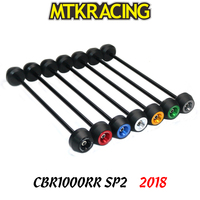 MTKRACING For HONDA CBR1000RR SP2 2018 CBR 1000RR CNC Modified Motorcycle drop ball / shock absorber