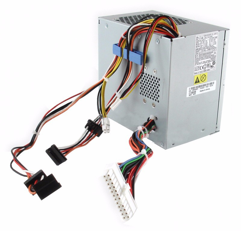 Dell Optiplex 755 Model N305P-06 Tower Computer Power Supply 305W Output