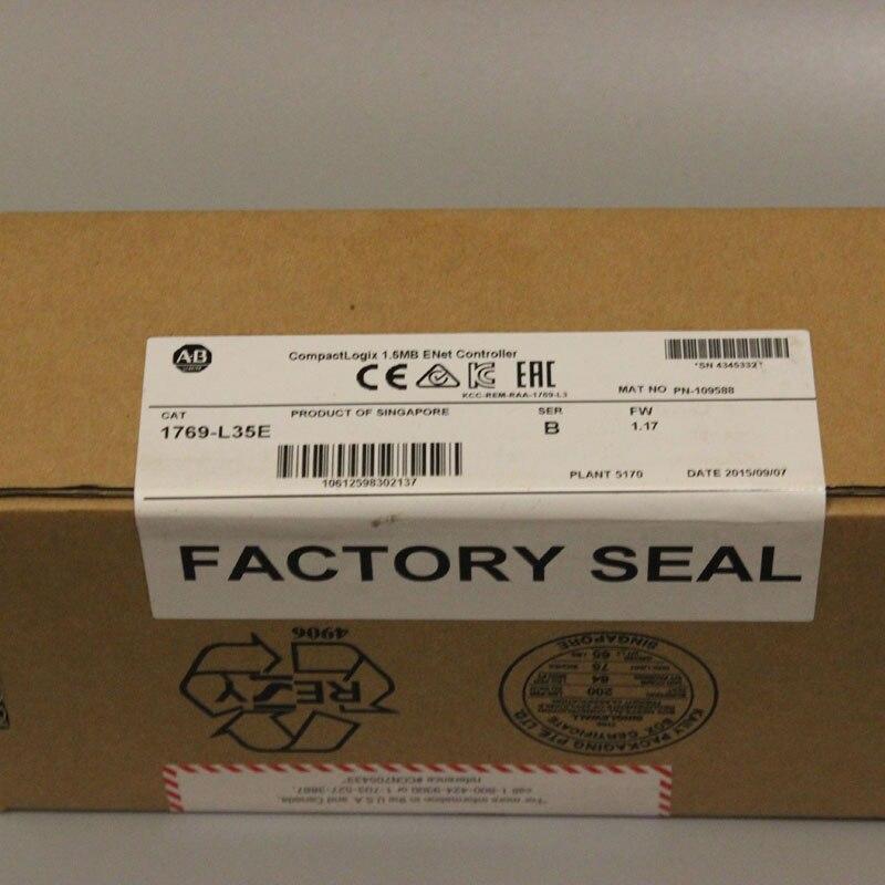 1769-L35E 1769L35E PLC Controller,New & Have in stock1769-L35E 1769L35E PLC Controller,New & Have in stock