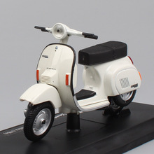 1:18 scale maisto mini Piaggio Vespa PK 125 Automatica 1984 motorcycle  diecast moto bike vehicles toy model miniatures for kids