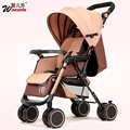 Folding Baby Stroller Umbrella Trolley stroller for children car poussette buggy umbrella stroller
