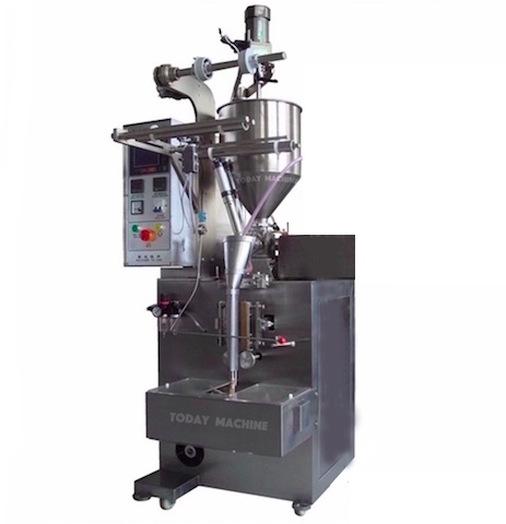 Vertical liquid packaging machine chili sauce packing machine in Pneumatic Tools from Tools