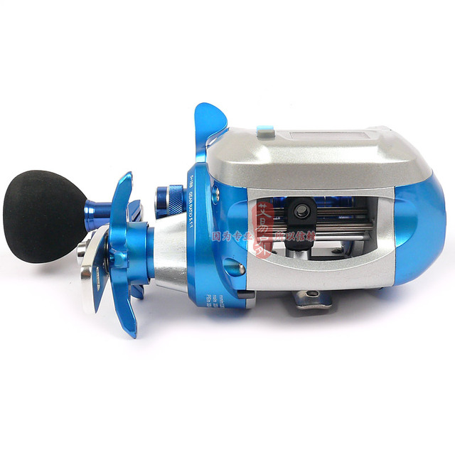 fishing Electronic Counting Reel Fishing Reels 48df1abde761c99b90b086: 6