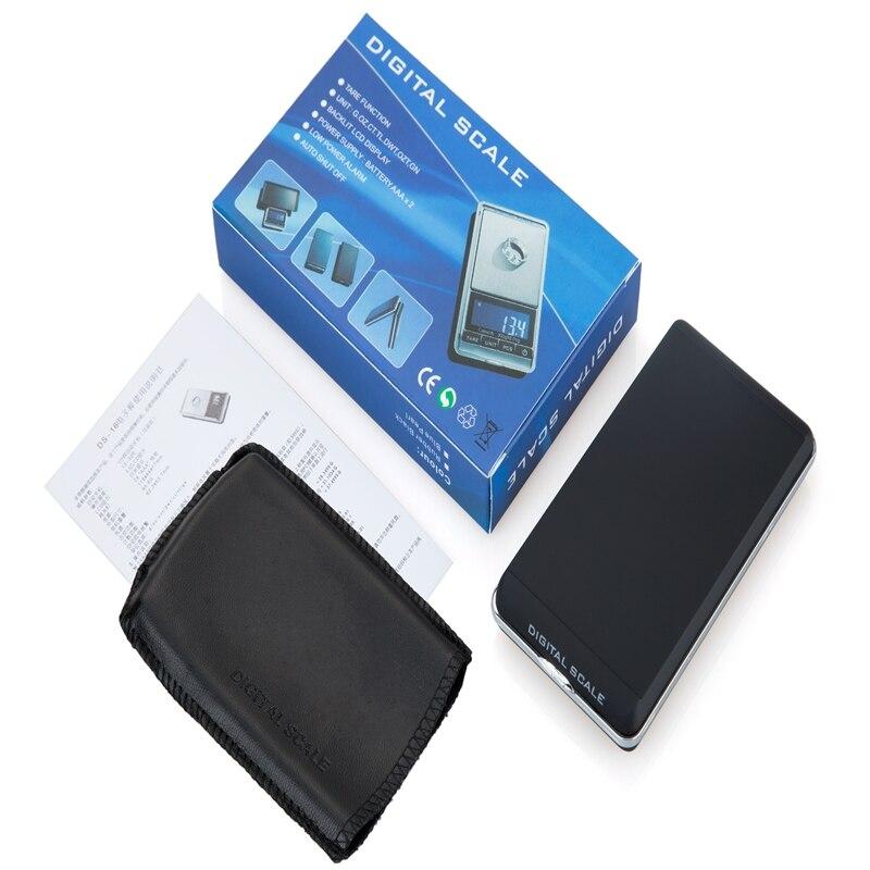 500g 0,01 g skaitmeninės kišeninės svarstyklės 500G 0,01 g - Matavimo prietaisai - Nuotrauka 5