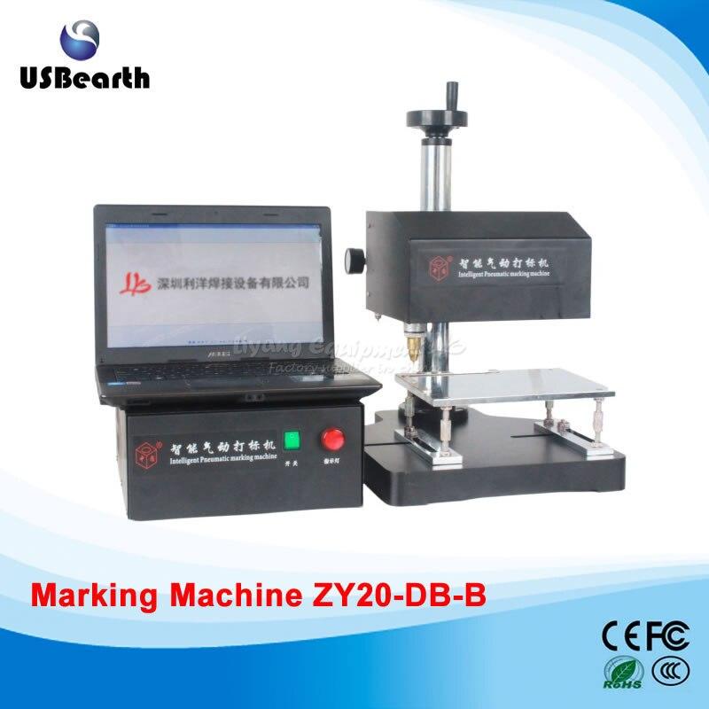 все цены на  Pneumatic Coding Machine ZY20-DB-B Dia marking machine for date printing  онлайн