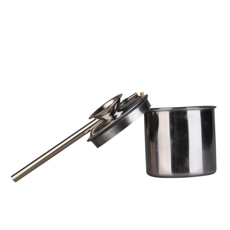 Vernice In Acciaio Inox Smalti Verniciatura A Spruzzo Spruzzatore In Metallo Atomizzatore 100 ML 200 ML Argilla Strumento di Grande