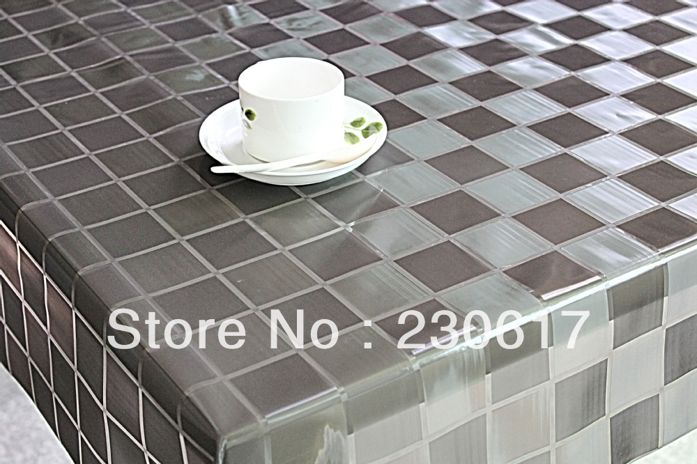Aliexpress.com : Buy Silver Color TC152 009 Transparent Table Cloth Soft  Glass Pvc Table Cover For Dining Table Cloth Plastic Table Cloth From  Reliable ...