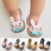 Детские носки с резиновой подошвой носки детские носки тапочки детские закрытый носок туфли тапочка носки с резиновой подошвой мягкая подошва