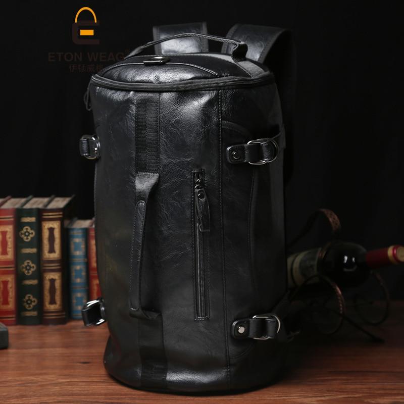 Japan Style Högkapacitets Travel Bags Vertikala Square Basket - Väskor för bagage och resor - Foto 4