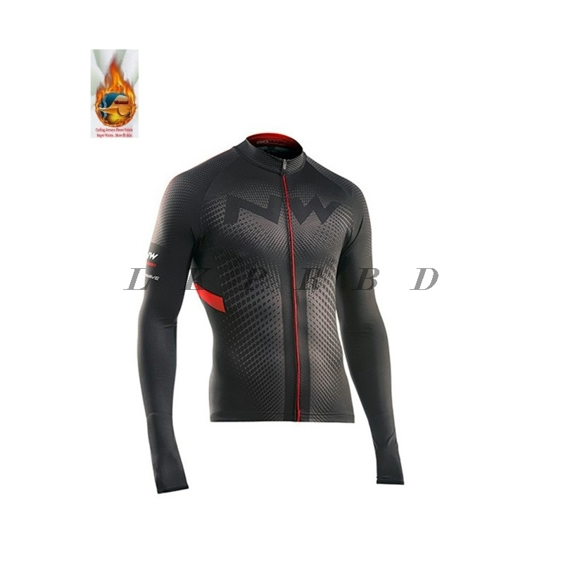 NEW Winter Thermal MTB jersey maillot ciclismo hombre NW cycling jersey cycling clothing ropa ciclismo mujer bike roupa ciclismo