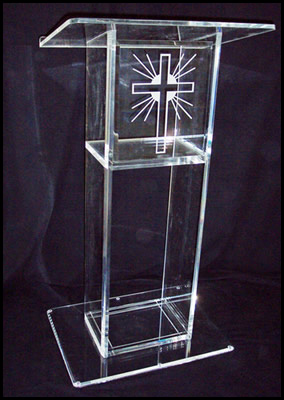 Free Shipping Acrylic Pulpit Clear Clear Acrylic Podium Pupit Lectern Church Acrylic Lectern