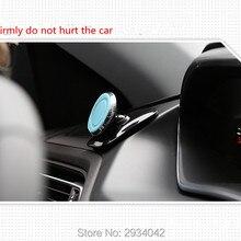 Автомобильный стильный прочный магнитный держатель для мобильного телефона для автомобиля аксессуары для Nissan Qashqai Tiida Almera Juke primera note